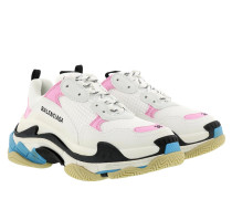 Sneakers Triple S Pink/White/Blue