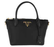 Handbag Tote Calf Black