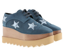 Elyse Star Sneakers Blue