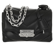 Umhängetasche Cece Xs Chain Crossbody Bag Black schwarz