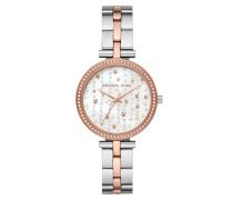 Uhr Watch Maci MK4452 Silber