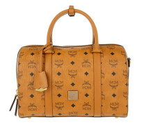 Signature Visetos Original Boston Medium  Bowling Bag