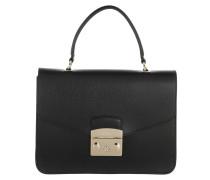 Metropolis S Top Handle Bag Onyx