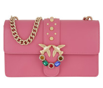 Love Pink Shoulder Bag  Confetto Tasche