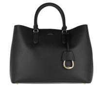 Dryden Marcy Satchel Bag Large Black/Red Satchel Bag