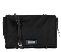 Cartella Satchel Bag Nylon Nero Satchel Bag