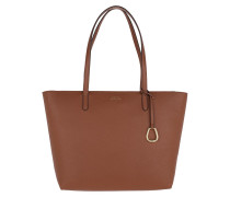 Tote Top Zip Medium Tote Lauren Tan/Orange braun