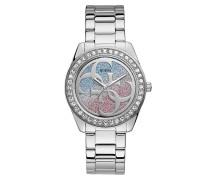Uhr Women Quartz Watch G Twist Silver