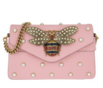Broadway Leather Mini Bag Light Pink Tasche