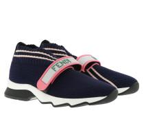 Sneakers Fendi Sneakers Calf Leather Navy marine