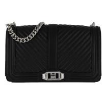 Love Crossbody Bag Black Tasche