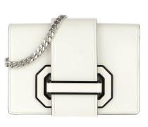 Plex Ribbon Crossbody Bag 2 Bianco Tasche