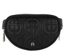 Umhängetasche Diadora S Belt Bag Black schwarz