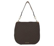 Fulton LG Hobo Brown Bag