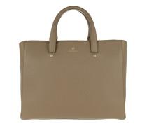 Ivy Handle Bag Clay Brown Tote