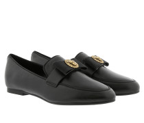 Flat Rory Loafer Black Schuhe