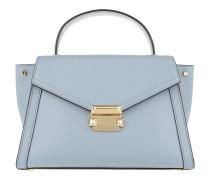 Whitney MD TH Satchel Bag Pale Blue Satchel Bag