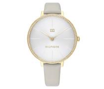 Uhr Women Quartz Watch 1782110 Grey