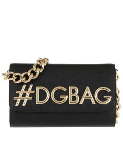 Dolce & Gabbana Damen St. Dauphine Shoulder Bag Leather Natural/Black Tasche Spielraum Niedrigsten Preis Verkauf Breite Palette Von Geschäft Zum Verkauf Spielraum Offizielle Seite Spielraum Angebote Z2p4fU