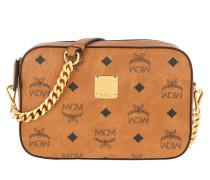 Umhängetasche Visetos Original Camera Crossbody Bag Cognac