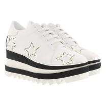 Sneak Elyse Stars Fluo White/Yellow Sneakers