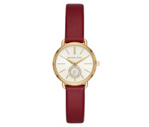 Uhr Portia Ladies Watch Gold rot