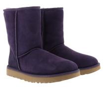 Boots Classic Boot Short II Nightshade lila