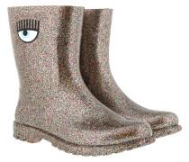 Rain Boot Short Multicolor Schuhe