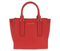 Shopper Alessa Medium Shopping Bag Bright Red rot