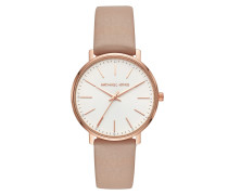 Uhr Pyper Ladies Watch Roségold beige