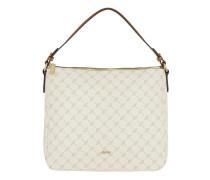 Athina Cortina Hobo Bag Off White