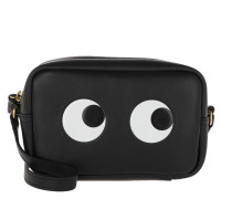 Crossbody Mini Eyes Right Black Tasche