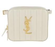 Gürteltasche Vicky Belt Bag Leather Crema Soft beige