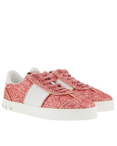 Glitter Sneaker Shadow Pink Sneakers