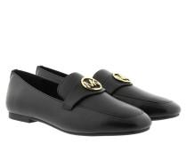 Heather Loafer Black Schuhe