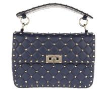 Umhängetasche Rockstud Spike Crossbody Bag Pure Blue blau