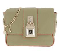 Locked Crossbody Bag Daily Green Tasche