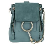 Faye Backpack Mini Cloudy Blue Rucksack