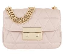 Sloan SM Chain Shoulder Bag Soft Pink