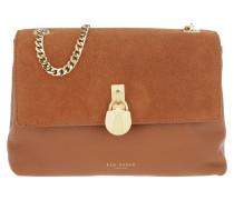 Helena Crossbody Bag Tan Tasche