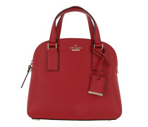 Cameron Street Small Lottie Heirloom Red Tote