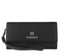 Lucy Card Wallet Black Portemonnaie