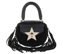 Mimi Fringe Chris Tote Bag Black