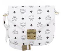 Patricia Visetos Shoulder Bag White