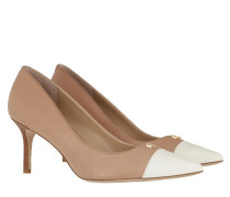Pumps Lanette Cap Dress Nude/Vanilla/Deep Saddle Tan