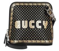 Guccy Mini Shoulder Bag Black Tasche