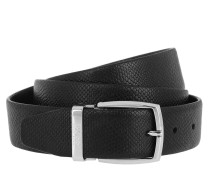 Gürtel Eflyto Buckle Belt Black