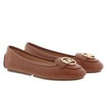 Schuhe Lillie Moccasin Luggage