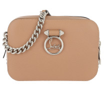 Rubylou Mini Crossbody Bag Nude Tasche