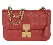 Dioraddict Medium Bag Soft Lambskin Rusty Red Tasche